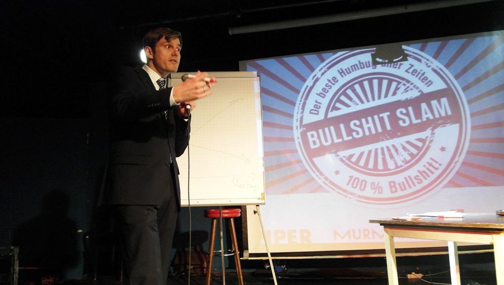 Bullshit-Slam: New-Age-Nonsens und Manager-Müll