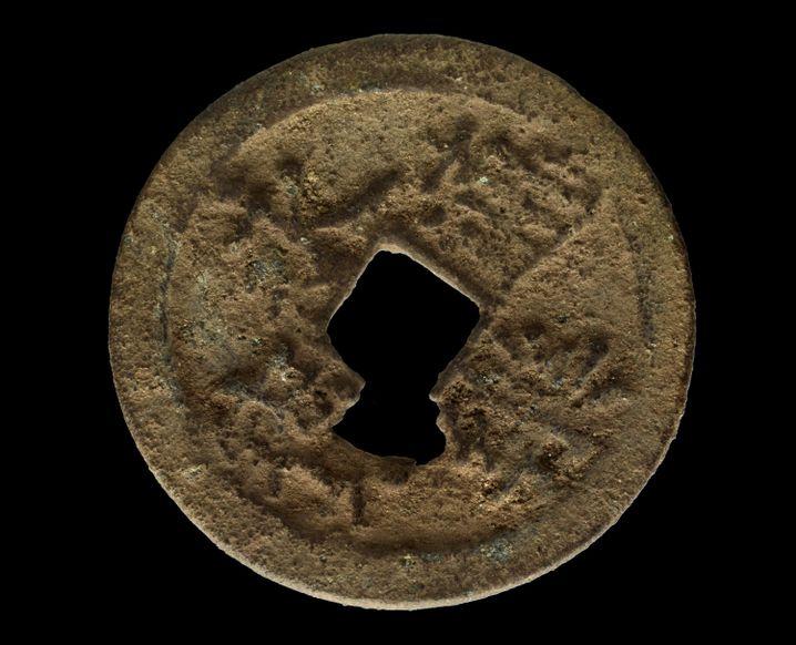Auf kenianischer Insel entdeckte Münze: Zeugnis chinesischer Entdecker und Händler