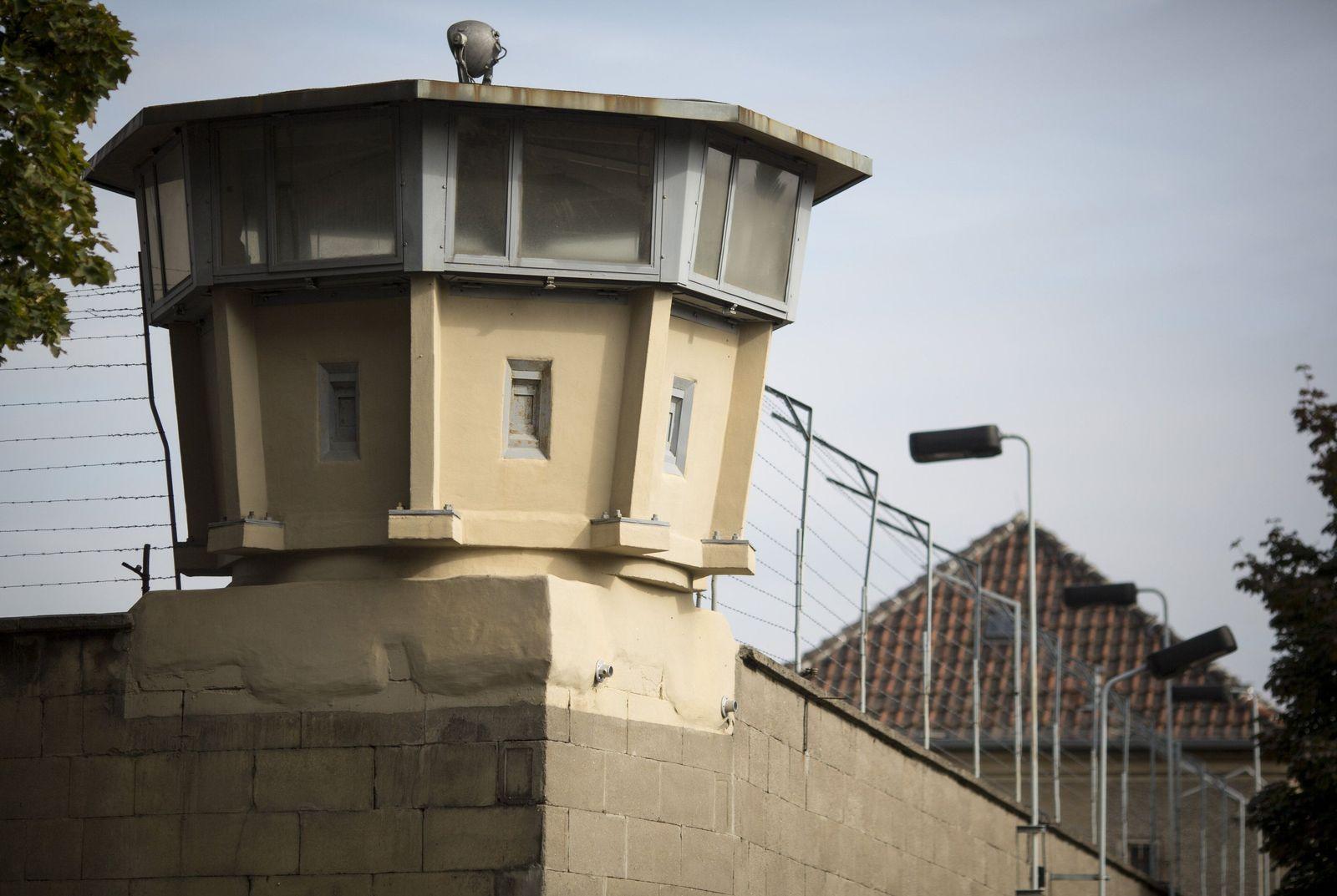 Einstiger Stasi-Knast
