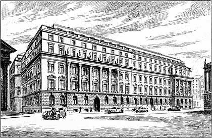 Die Dresdner Bank in den dreißiger Jahren:Haupt-Kreditgeber der SS