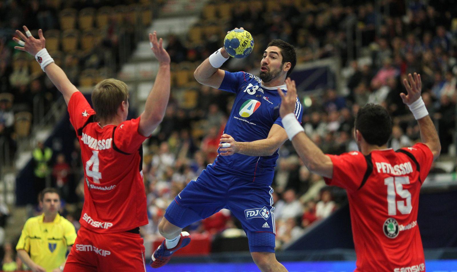 Handball Frankreich Karabatic