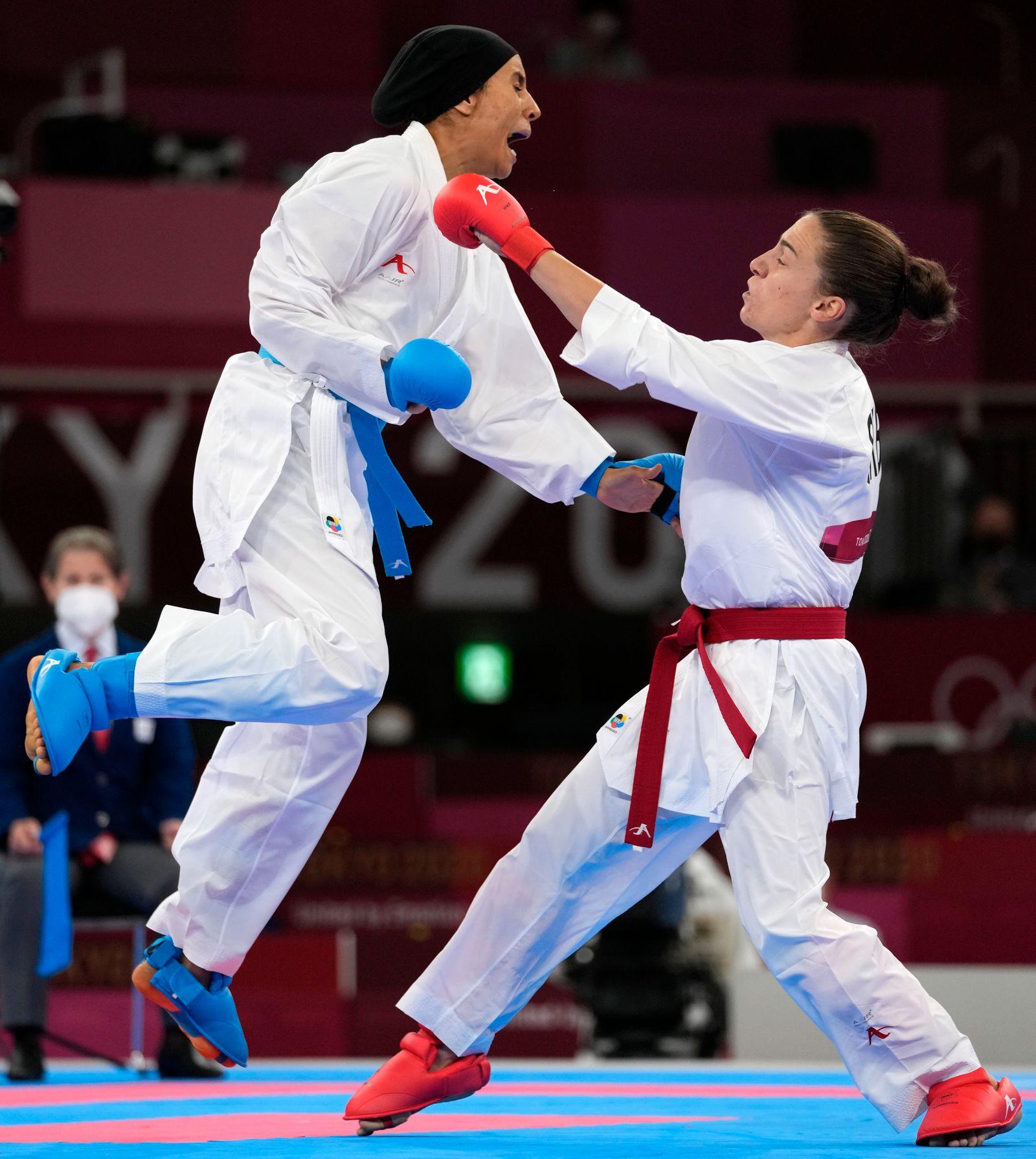 Tokyo Olympics Karate