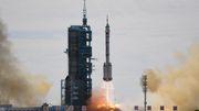 Chinesische Astronauten erreichen Weltraumstation