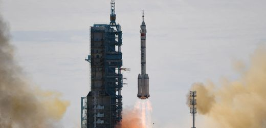 Weltraumstation »Tiangong«: Chinesische Astronauten erreichen das Raummodul
