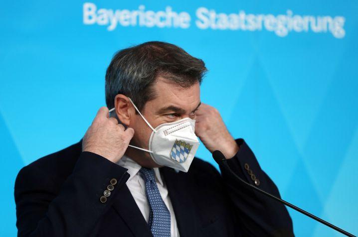 Bayerns Ministerpräsident Markus Söder: »Die Folgen sind absolut dramatisch«