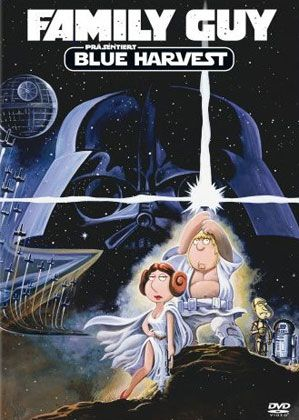 "DVD ""Family Guy präsentiert: Blue Harvest"""