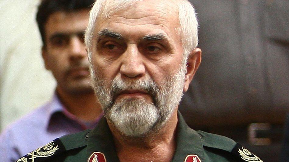Hossein Hamedani in Teheran (Archivbild): Iran ist ein wichtiger Assad-Verbündeter