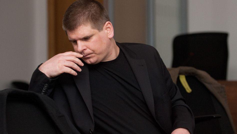 Ex-Schatzmeister Goetjes vor Gericht: Veruntreuung von Parteigeldern
