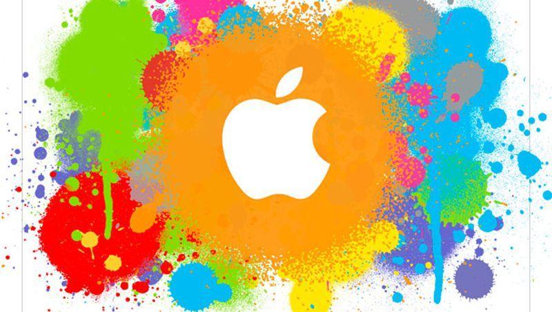 Einladung zum Apple-Event: Es wird bunt