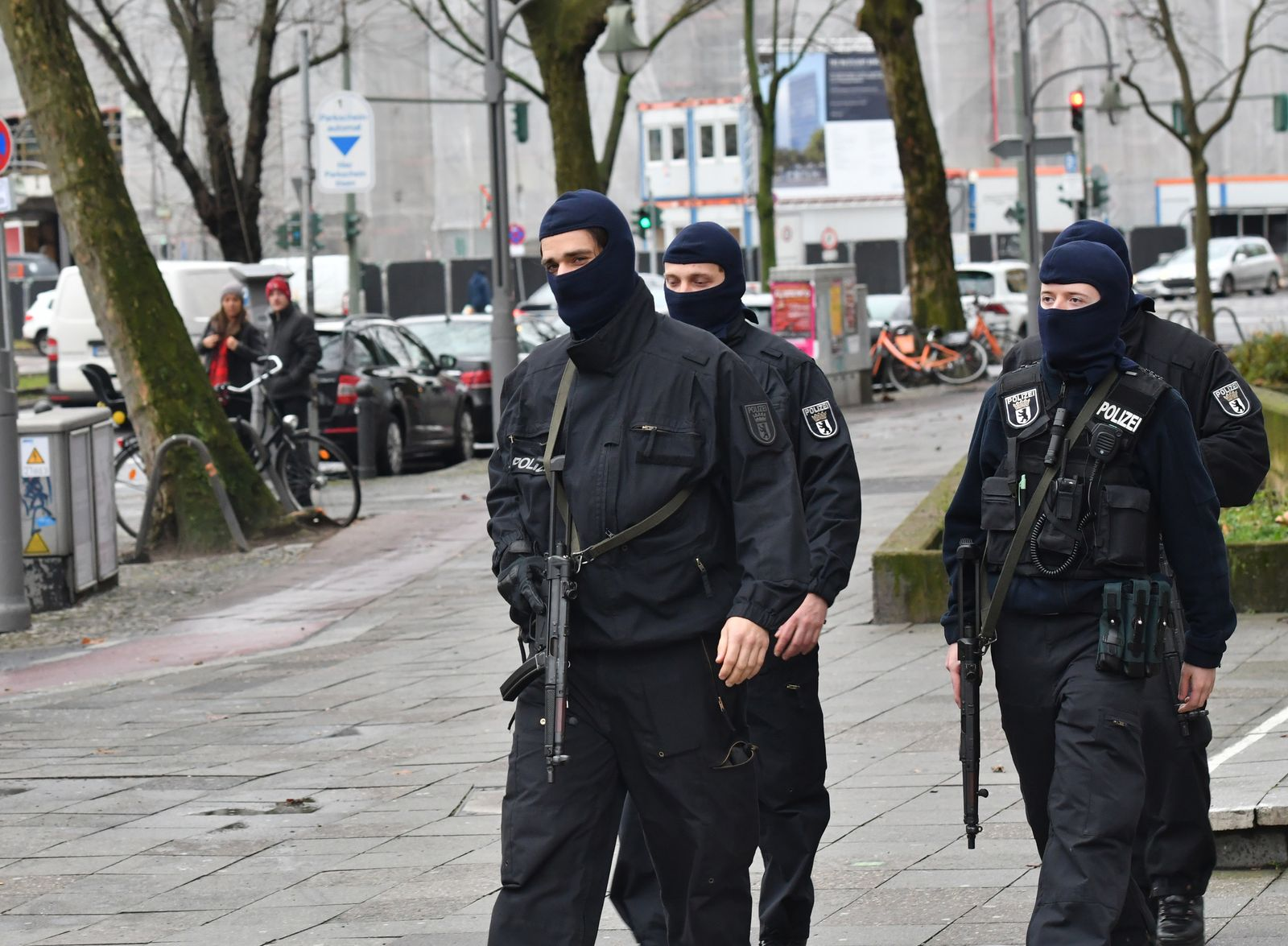 Razzia/ Islamisten/ Berlin