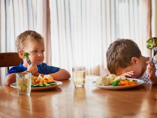 """Ausgerechnet Brokkoli: """"Wir nennen es 'picky eating'"""""""