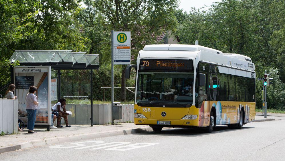 Elektrobusse in Deutschland: Kaum zu sehen