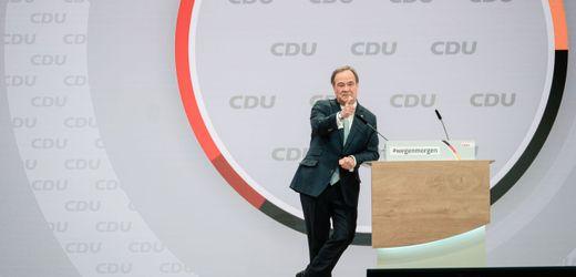 Armin Laschet: Die politische Inszenierung des neuen CDU-Vorsitzenden