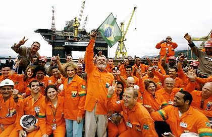 The President of Brazil, Luiz Inacio Lula da Silva: As popular and successful as he is, he has greatly miscalculated.