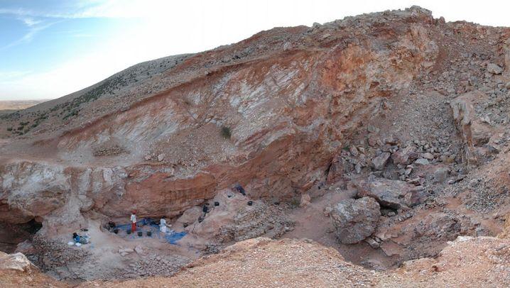 Homo-sapiens-Funde: War Adam Marokkaner?