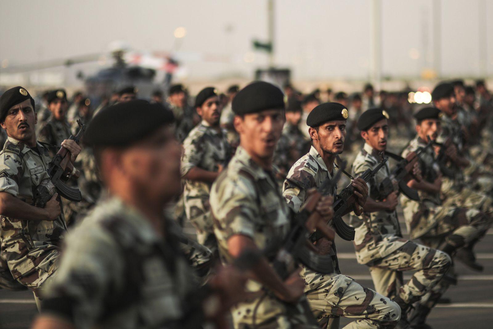 Mideast Saudi Terrorism