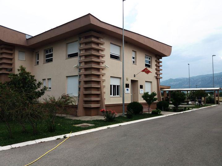 Asylzentrum Spuz