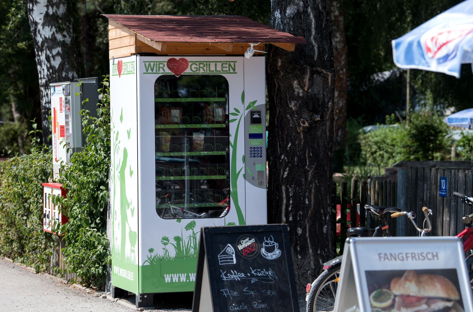 Liebling Automat