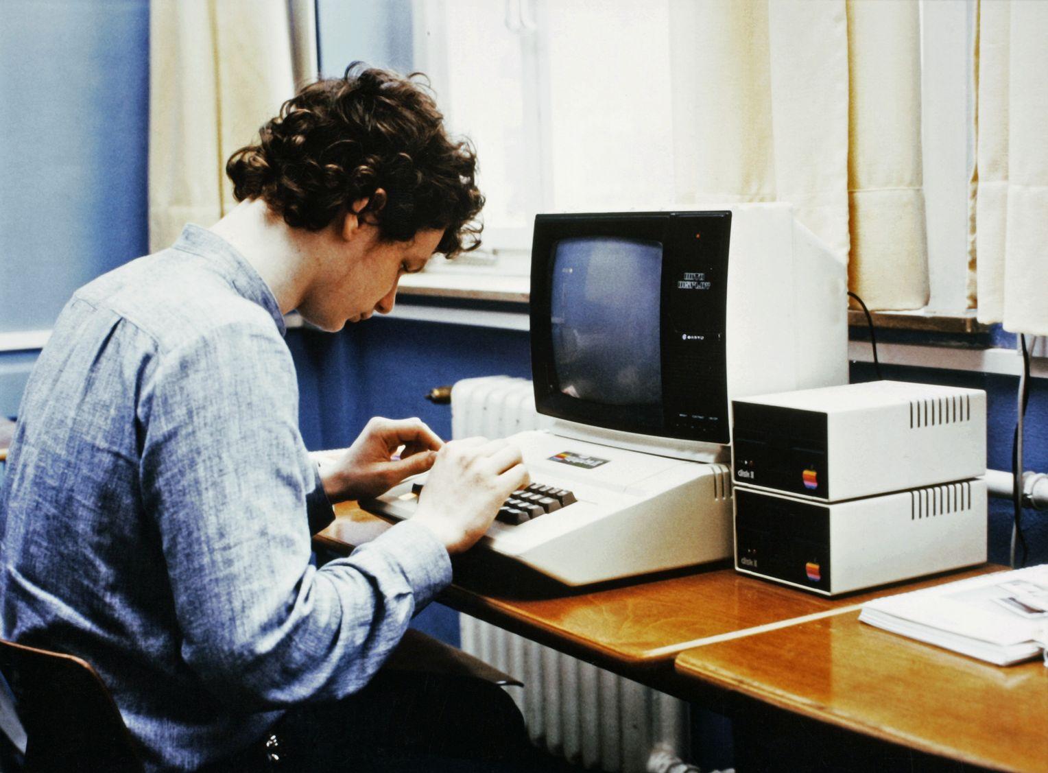 Computer aus über 50