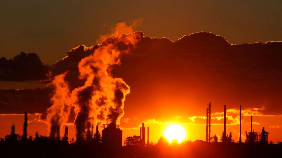 Treibhausgase: Warnungen vor einer Erwärmung bleiben bestehen