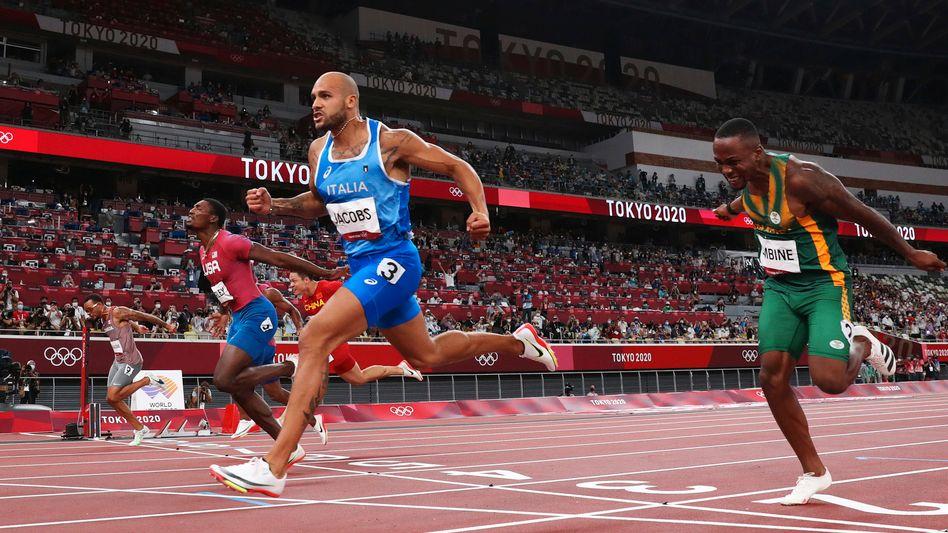 Usain Bolts Nachfolger heißt Lamont Marcell Jacobs