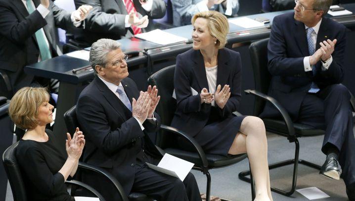 Joachim Gauck: Der neue Bundespräsident