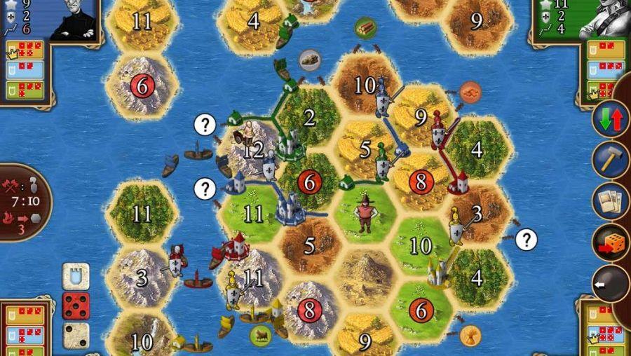 """""""Catan Classic"""": Eine von vielen gelungenen Spiele-Apps"""