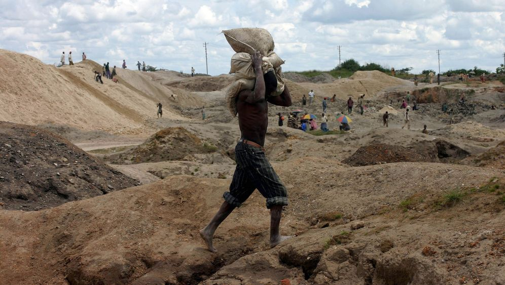 Dumpingpreise für Minenfirmen: Die Protagonisten der Kongo-Deals