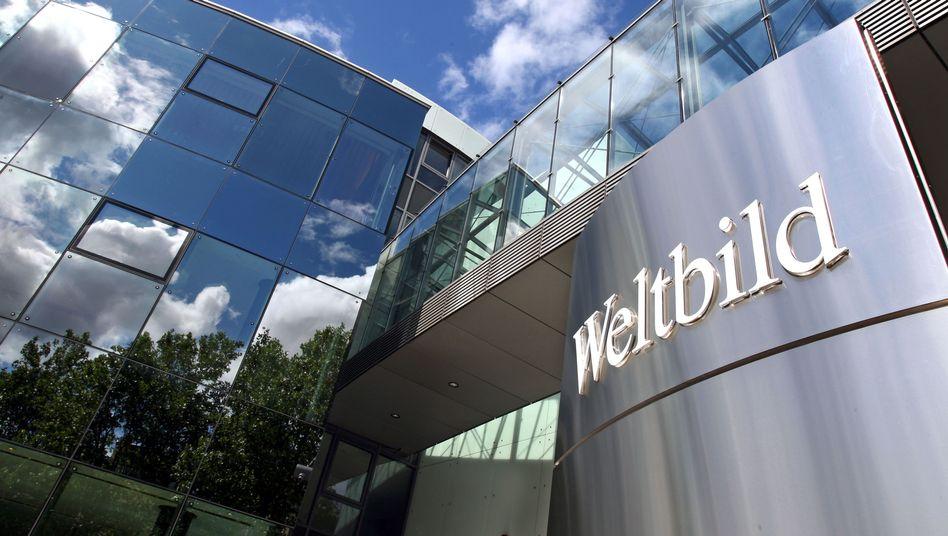 Weltbild-Zentrale in Augsburg: Desolate Lage