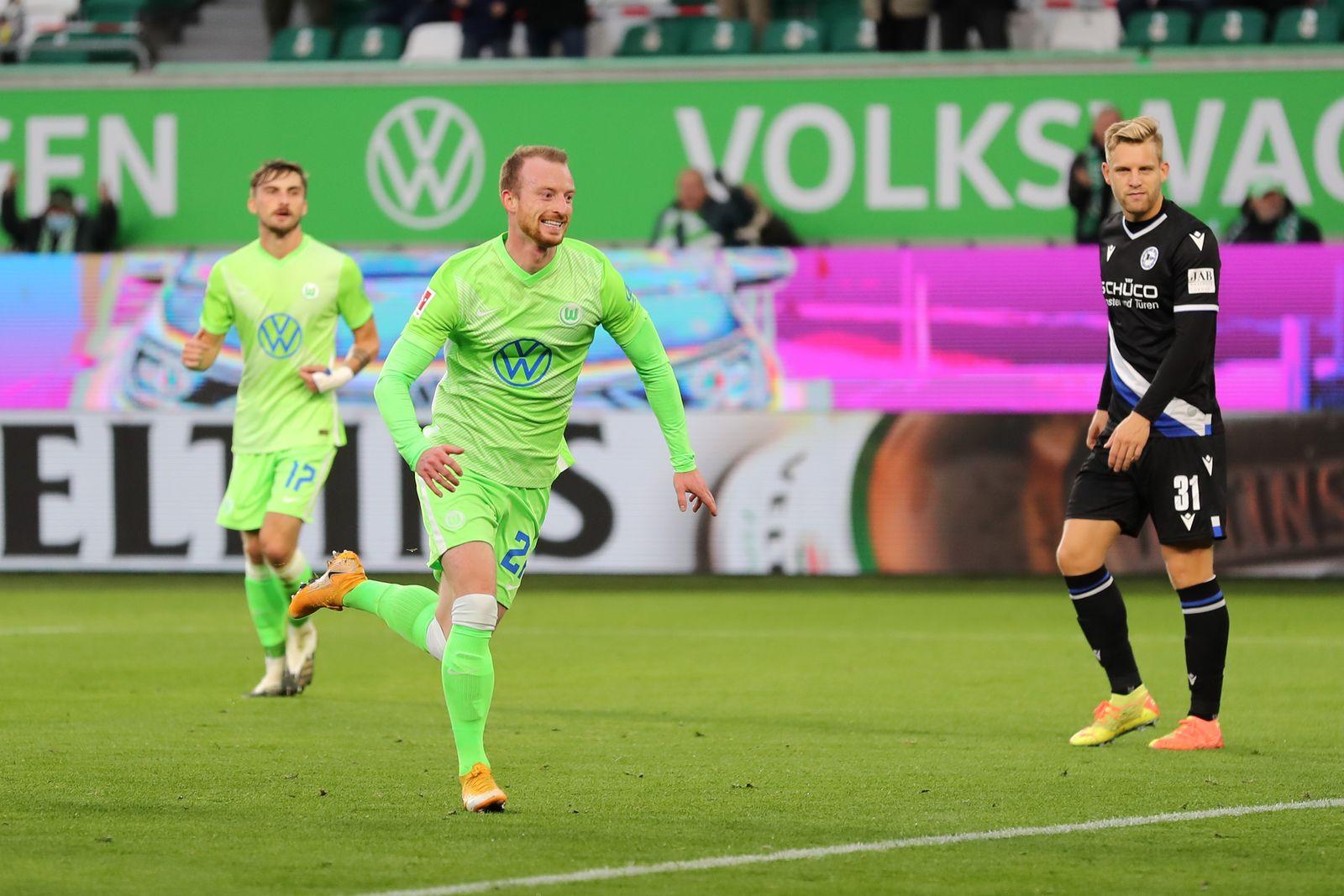 VfL Wolfsburg v DSC Arminia Bielefeld - Bundesliga