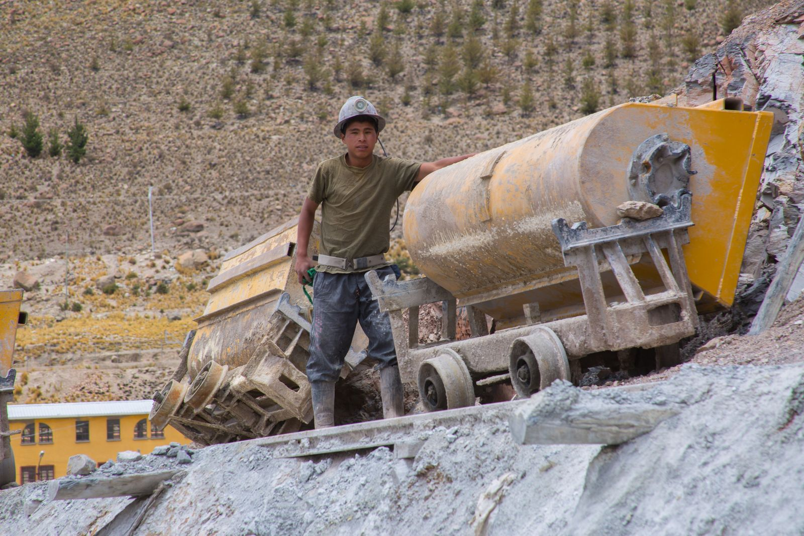 Kinderarbeit Bolivien / carlos-8933