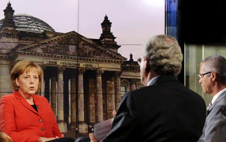 Kanzlerin Angela Merkel: Keine Glückwünsche aus Berlin