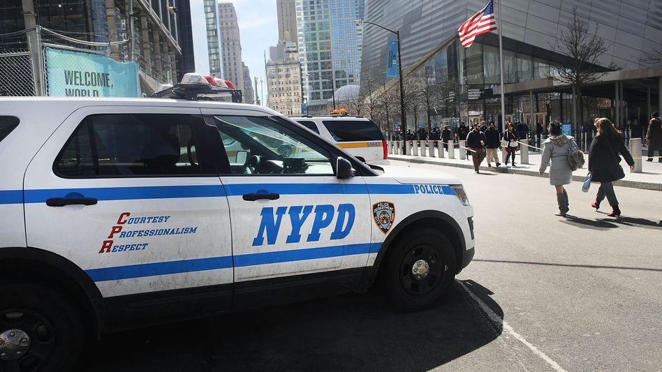 Polizei in New York (Symbolbild)