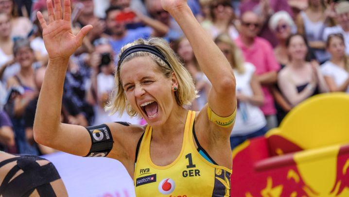 Laura Ludwig: Beachvolleyball-Olympiasiegerin ist