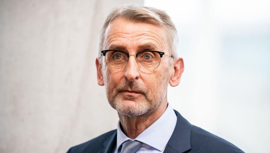 CDU-Politiker und neuer BBK-Chef Armin Schuster (Archiv)