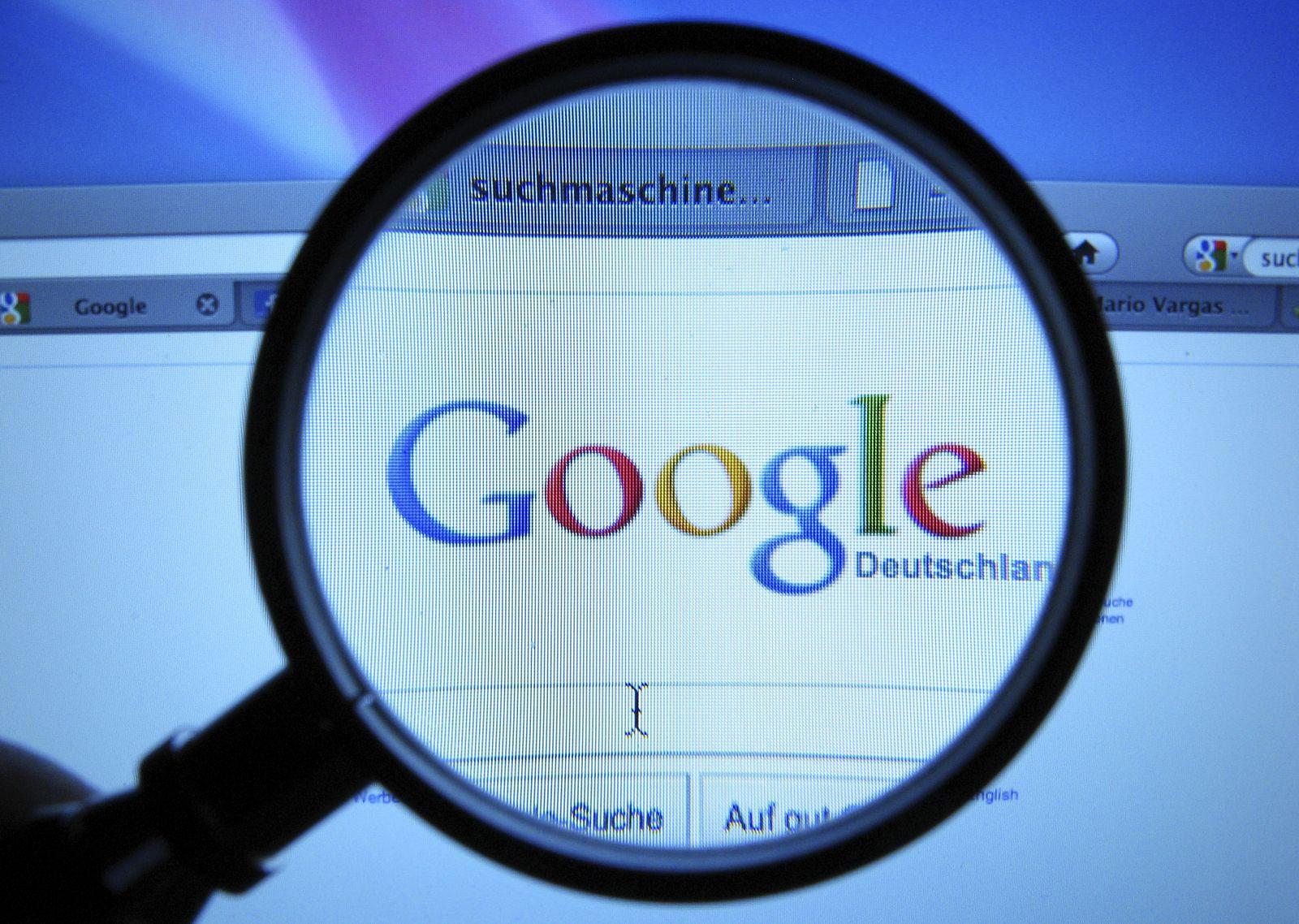 NICHT VERWENDEN Google / GESUNDHEIT
