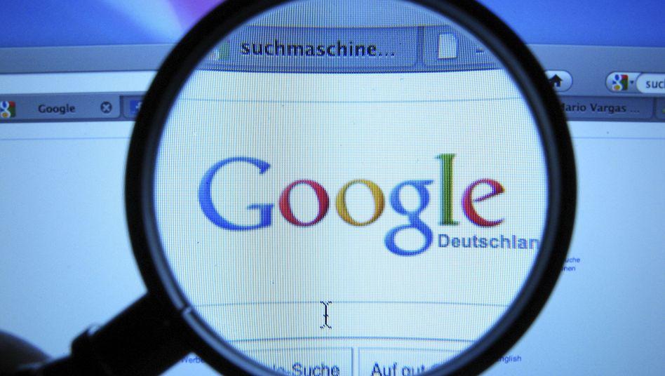 Google-Suche: Verlegerverbände fordern Lizenzpflicht