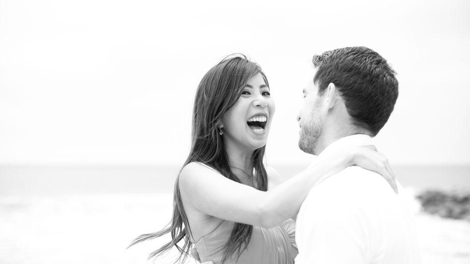 Ehepaar Jenifer, Carlo 2013: Luft holen, bevor sie eine Familie gründeten