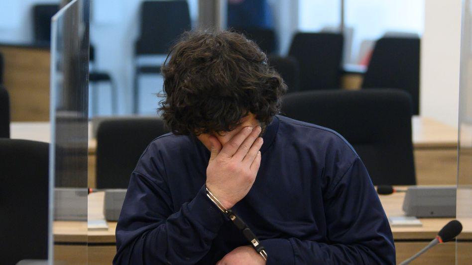 Abdullah al H. H. vor Gericht: Er wird für Jahre, eher Jahrzehnte, womöglich sein Leben lang, eingesperrt bleiben