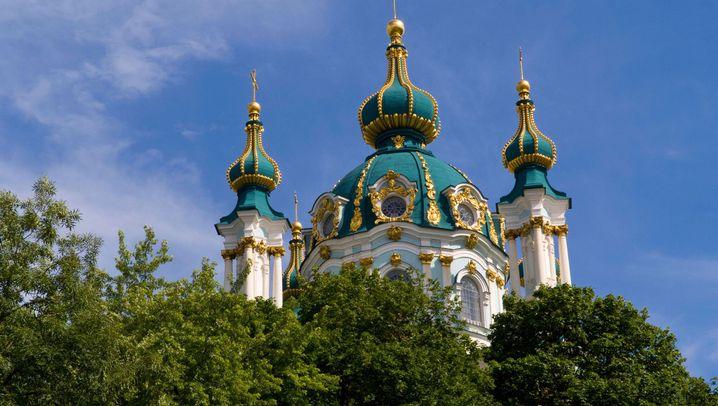 ESC-Stadt Kiew: Der Beat der Stadt