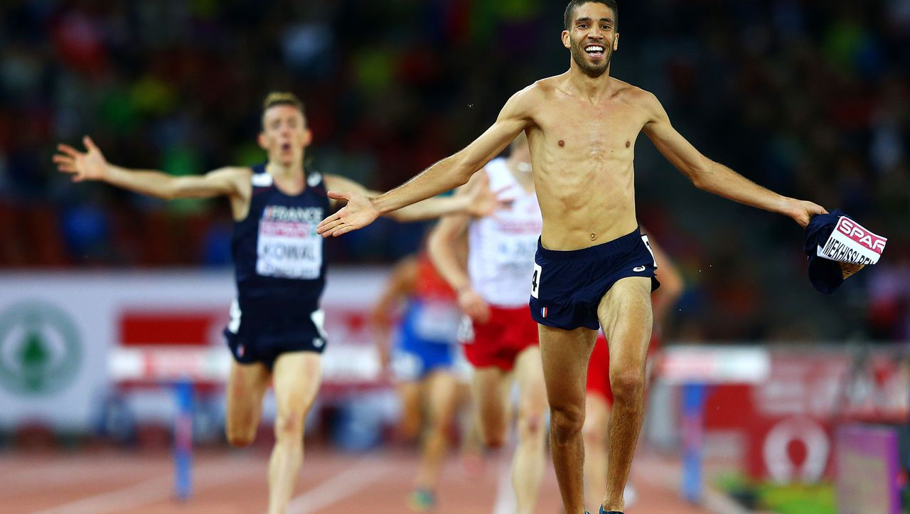 Leichtathletik nackt bilder Leichtathletik