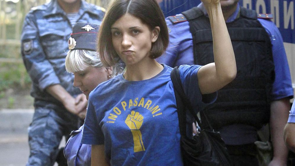 Photo Gallery: Pussy Riot on Trial