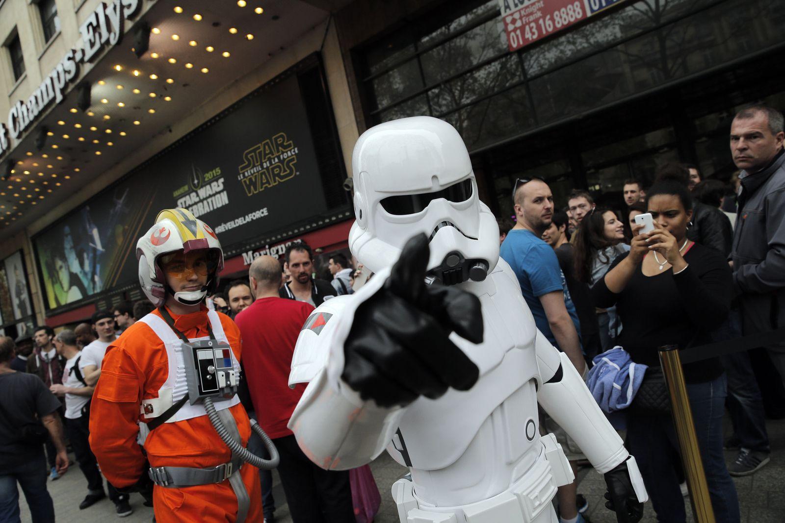 France Star Wars Celebration