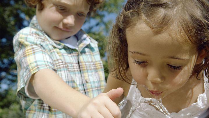 Öffentliche Hähne: Einmal Gratiswasser, bitte