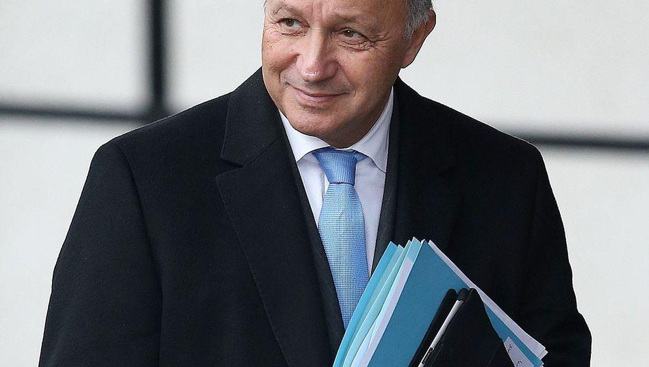 Bisheriger Außenminister Fabius: Ausscheiden aus französischer Regierung bekannt gegeben