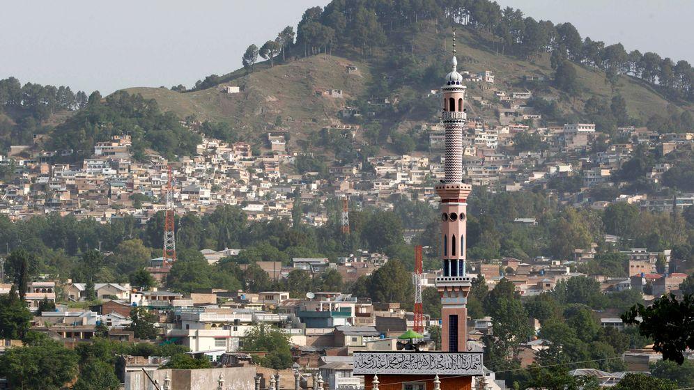 Abbottabad: Schauplatz eines Showdowns
