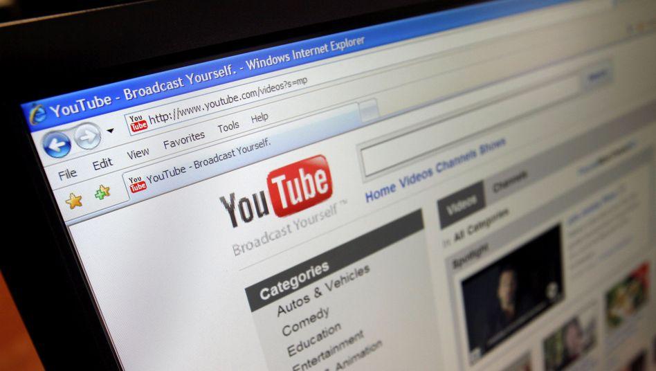 YouTube-Logos: Haften Nutzer beim Einbinden von Online-Videos?