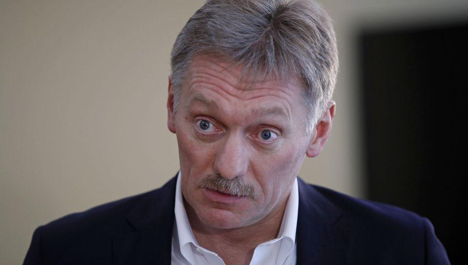 Kremlsprecher Peskow