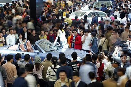 Chinesen in Shanghai: Blutsverwandtschaft mit Konfuzius gilt als hip