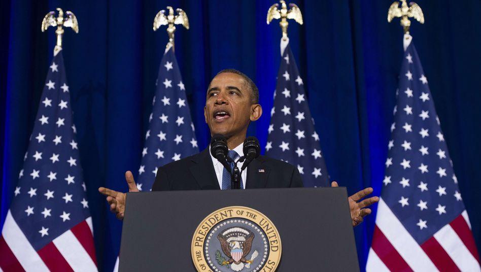 Geheimdienst-Reform: Obama verbietet Ausspähen befreundeter Regierungschefs